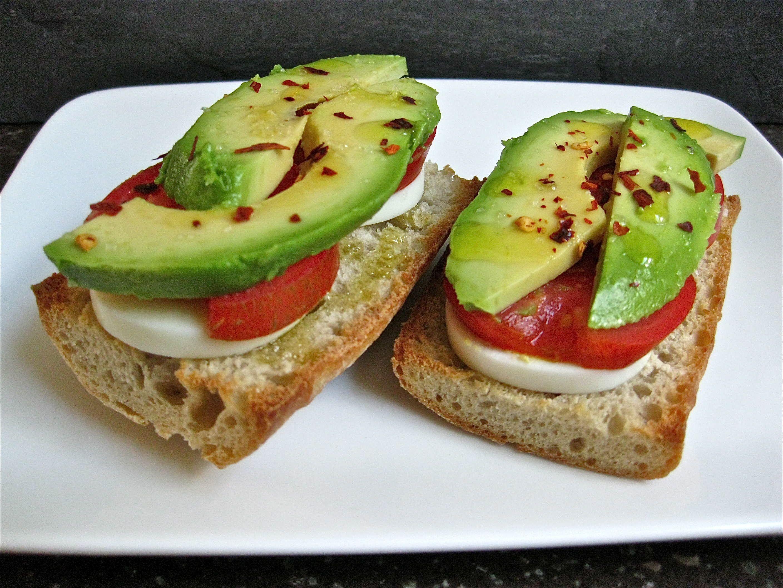 Бутерброды на завтрак картинки